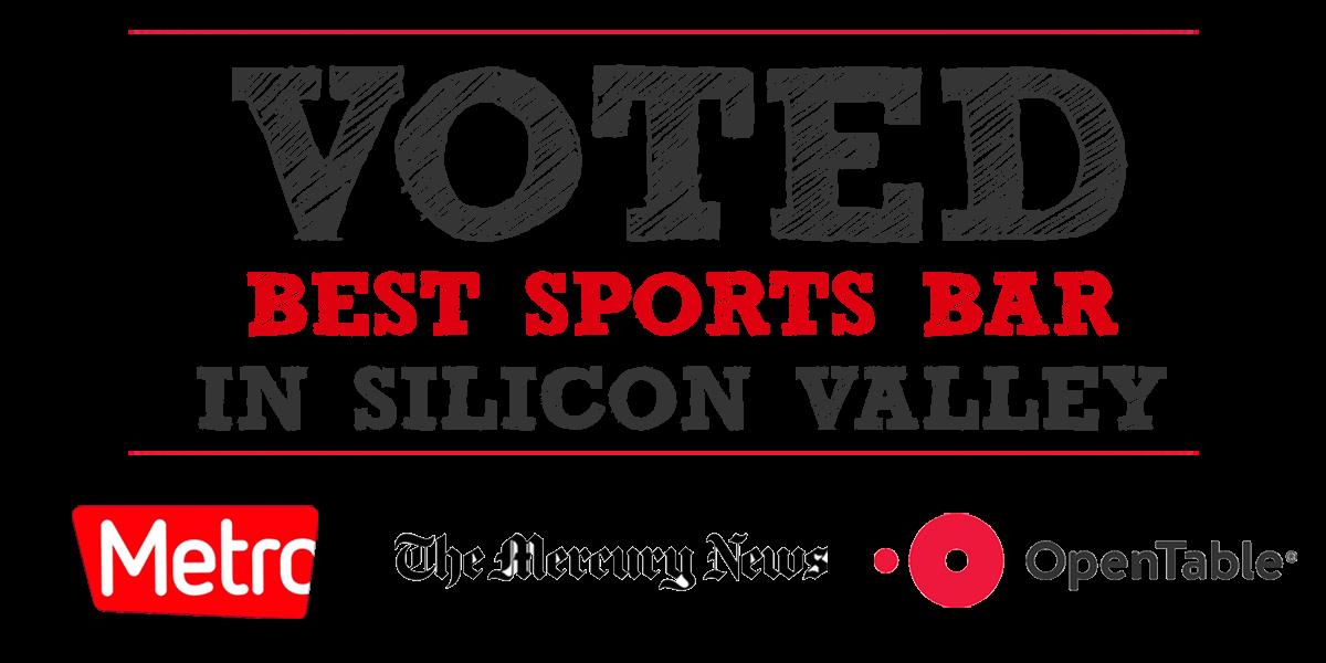 Voted Best Sports Bar